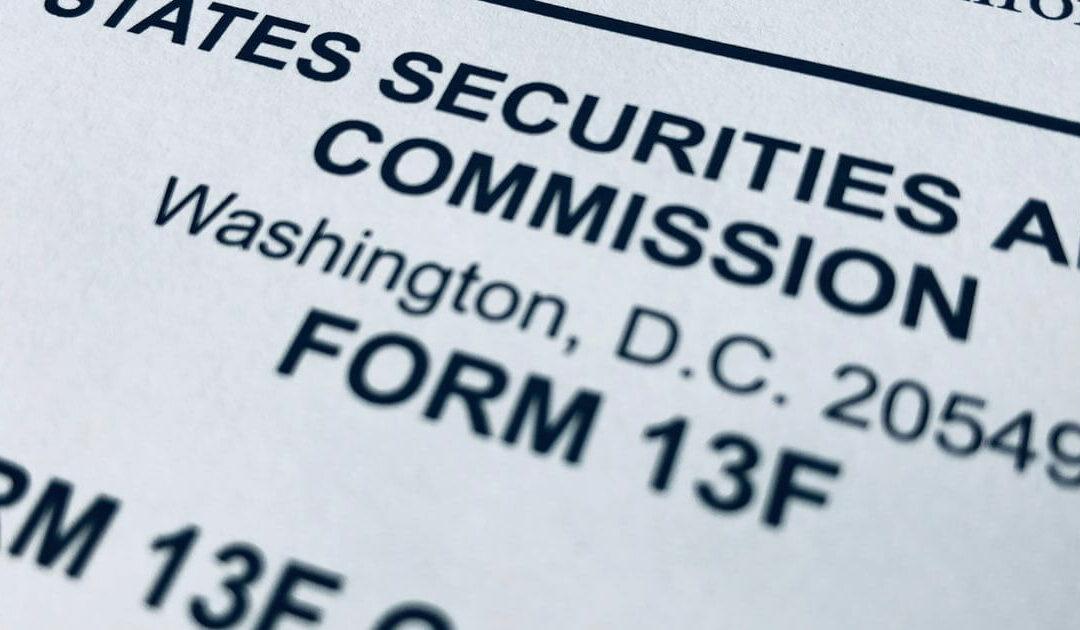 Form 13F Filing Service