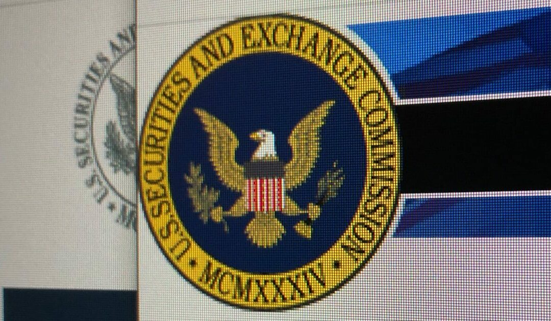 Latest Filings Received and Processed at the SEC